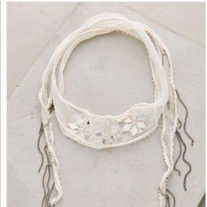 73f5147158f40f Anthropologie x Chan Luu PIA Necklace scarf 🌟